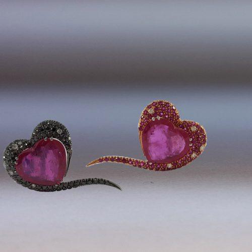 orecchini-cuore-rubini